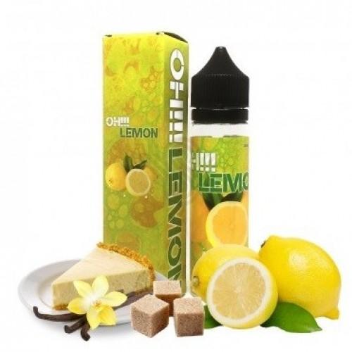 More Liquid Oh Lemon 50ml (Booster)