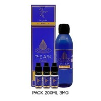 Pack Base y Nicokit The Ark 50vg/50pg 200ml 3mg