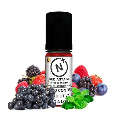 Nicotine Plus T-Juice Red Astaire 10ml 20mg