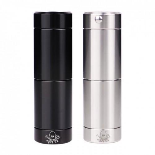 Cthulhu Tube Mod Silver