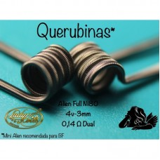 Lady Coils Querubinas