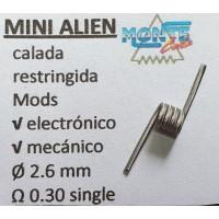 MonteCoils Mini Alien