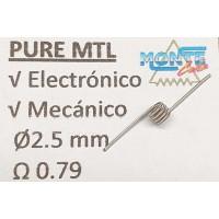MonteCoils Pure MTL