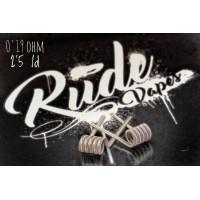 Rude Coils Alien 0.19ohm