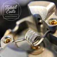 Tobal Coils Mini Single 0.40ohm