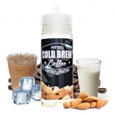 Nitro s Cold Brew Almond Capuccino 100ml (Booster)