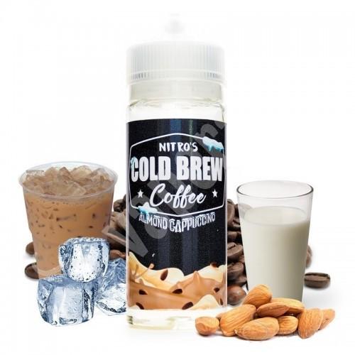 Nitro s Cold Brew Almond Capuccino 100ml (Booster)