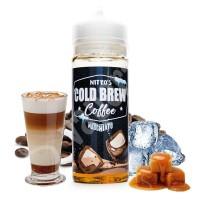 Nitro s Cold Brew Macchiato 100ml (Booster)