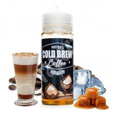 Nitro s Cold Brew Macchiato 100ml (Booster)
