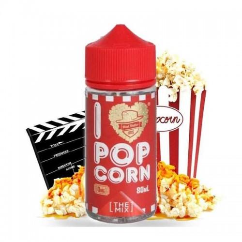 Mad Hatter I love PopCorn 100ml (Booster)