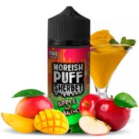 Moreish Puff Sherbet Apple and Mango 100ml (Booster)