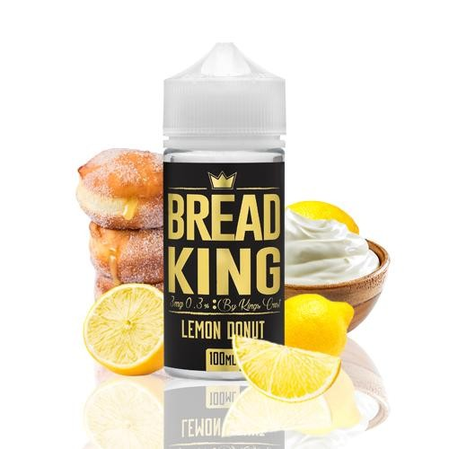 Kings Crest Bread King 100ml (Booster)