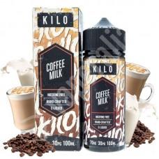Kilo Coffee Milk V2 100ml (Booster)