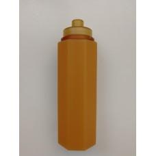 Botella Refill Octogonal Silicona 30ml Ultem
