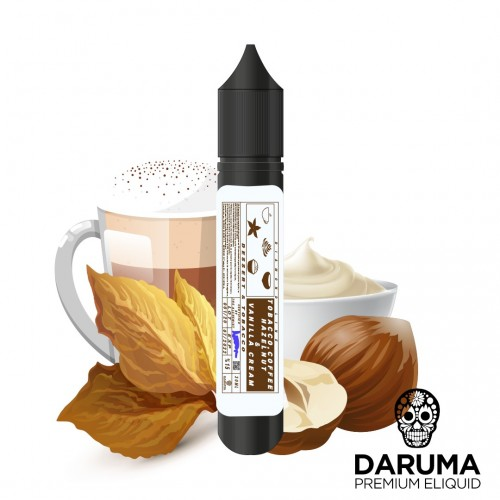 Aroma Daruma Tobacco Coffee Hazelnut and Vanilla Cream 30ml