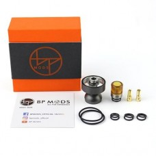 BP Mods Pioneer MTL RTA DL Extension Kit Negro