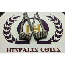 Hispalis Coils Alien Ca&ntildeonero 0.22ohm