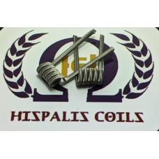 Hispalis Coils Alien Relax 0.30ohm