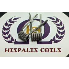 Hispalis Coils Alien Fury 0.26ohm