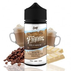Frappe Cold Brew White Chocolate Mocha 100ml (Booster)
