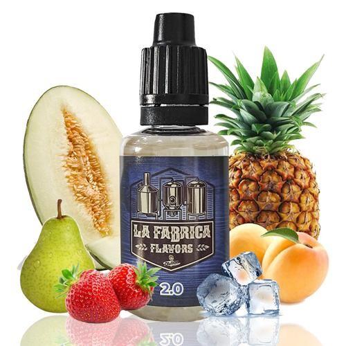 Aroma La Fabrica Flavors 2.0
