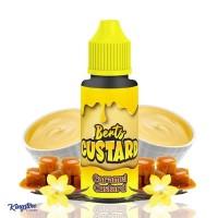 Berts Custard Caramel Custard 100ml (Booster)