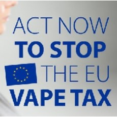 No a un impuesto del tabaco para los productos de vapeo.