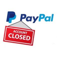 Nos ha tocado - PayPal cierra nuestra cuenta